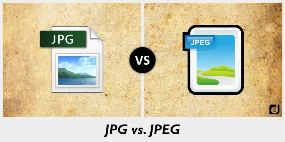 مقایسه فرمت JPG و JPEG