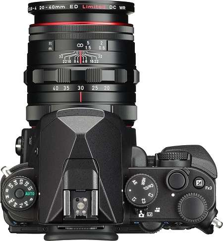 دوربین Pentax KP