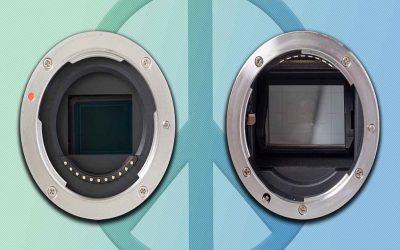 مقایسه دوربین بدون آینه و DSLR