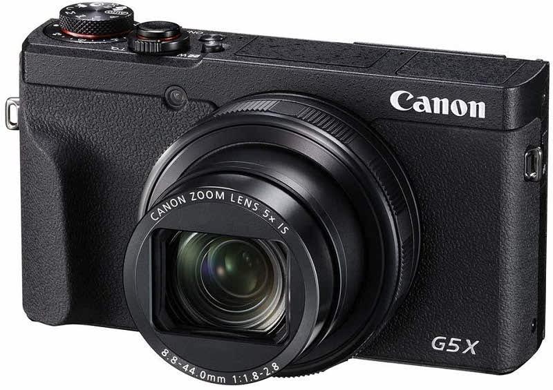 بهترین دوربین های کامپکت - کانن پاورشات جی 5 ایکس مارک II