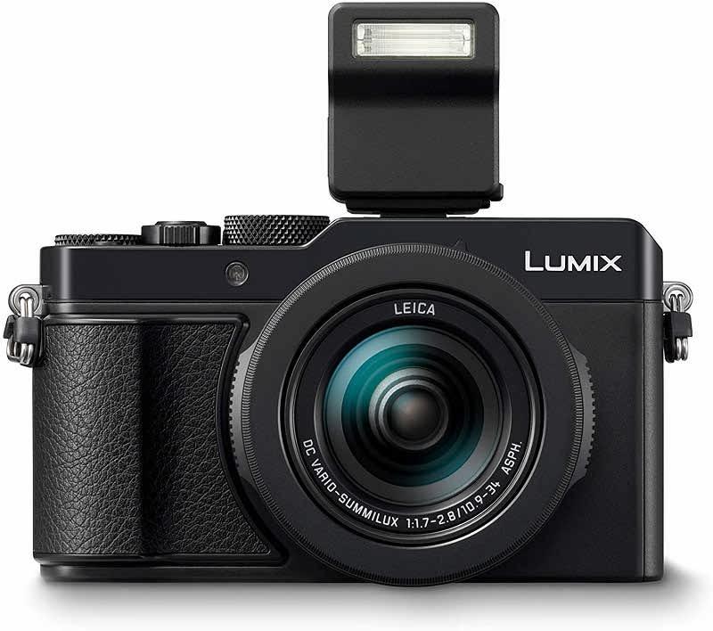 بهترین دوربین های کامپکت -- پاناسونیک لومیکس ال ایکس 100 II