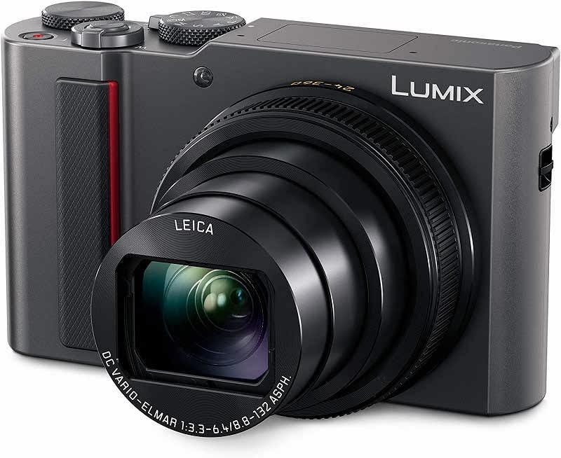 بهترین دوربین های کامپکت - پاناسونیک لومیکس تی زد زد اس 200