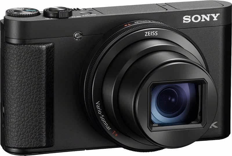 بهترین دوربین های کامپکت - سونی سایبرشات اچ ایکس 99