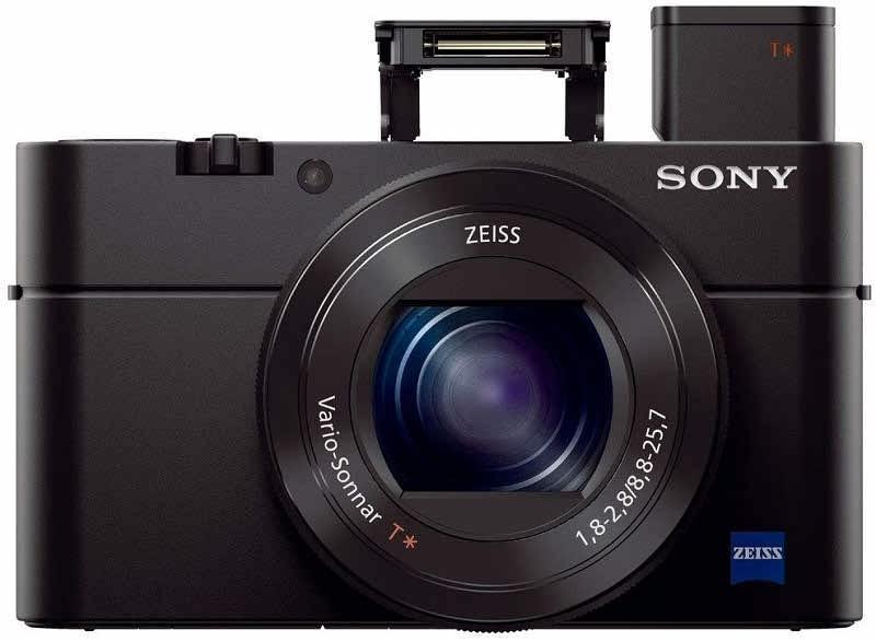 بهترین دوربین های کامپکت - سونی سایبرشات دی سی اس