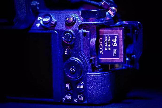 کارت حافظه برای دوربین