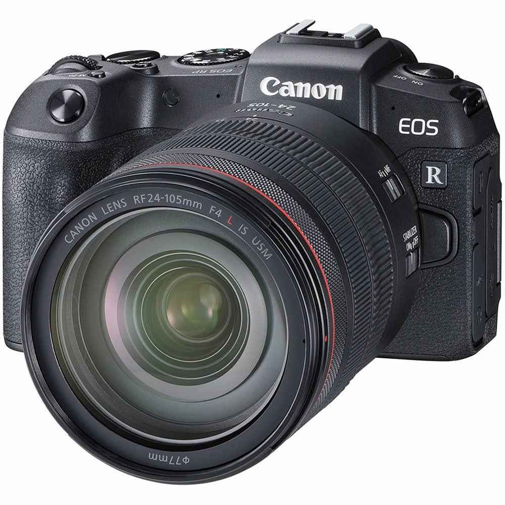بهترین دوربین های بدون آینه - کانن EOS RP