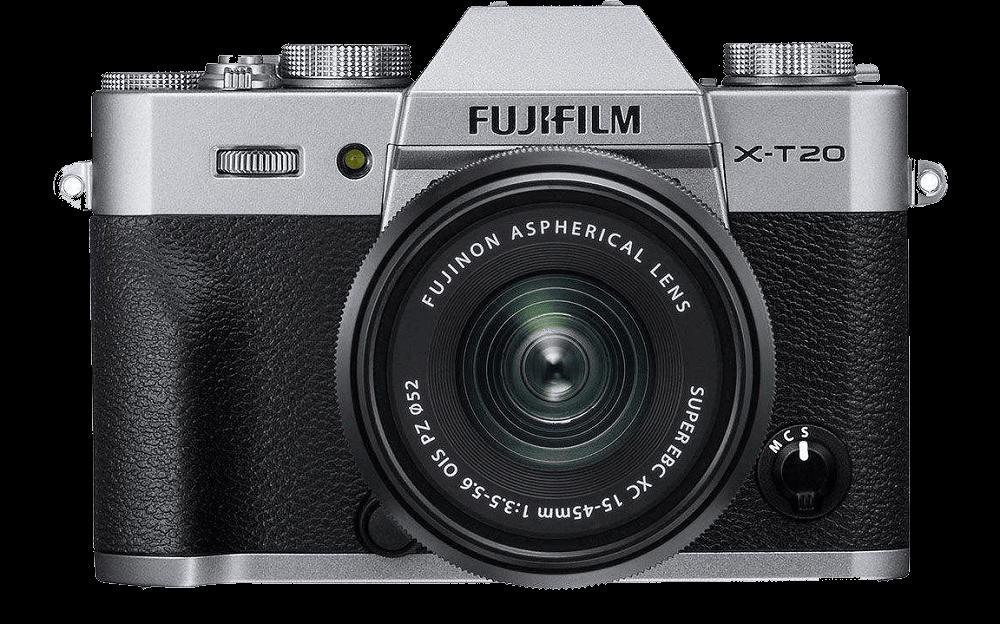 دوربین Fujifilm X-T20
