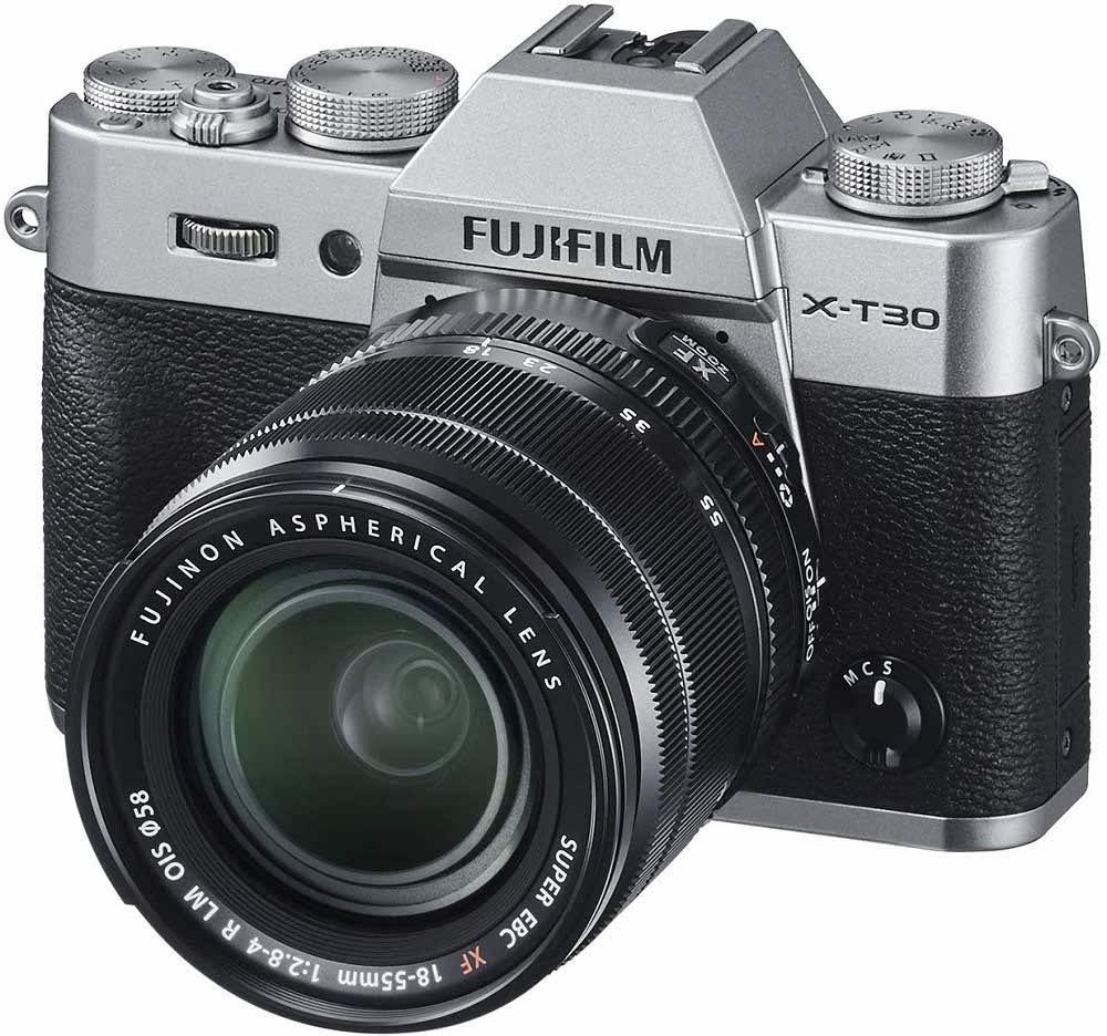 بهترین دوربین های بدون آینه - فوجی فیلم ایکس تی 30