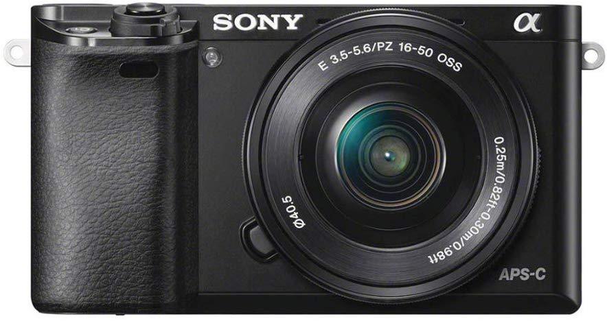بهترین دوربین های بدون آینه - سونی A6000