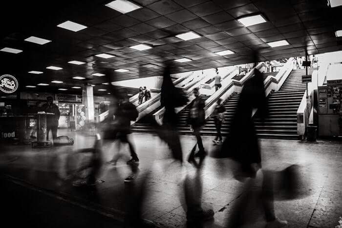 عکاسی نوردهی طولانی