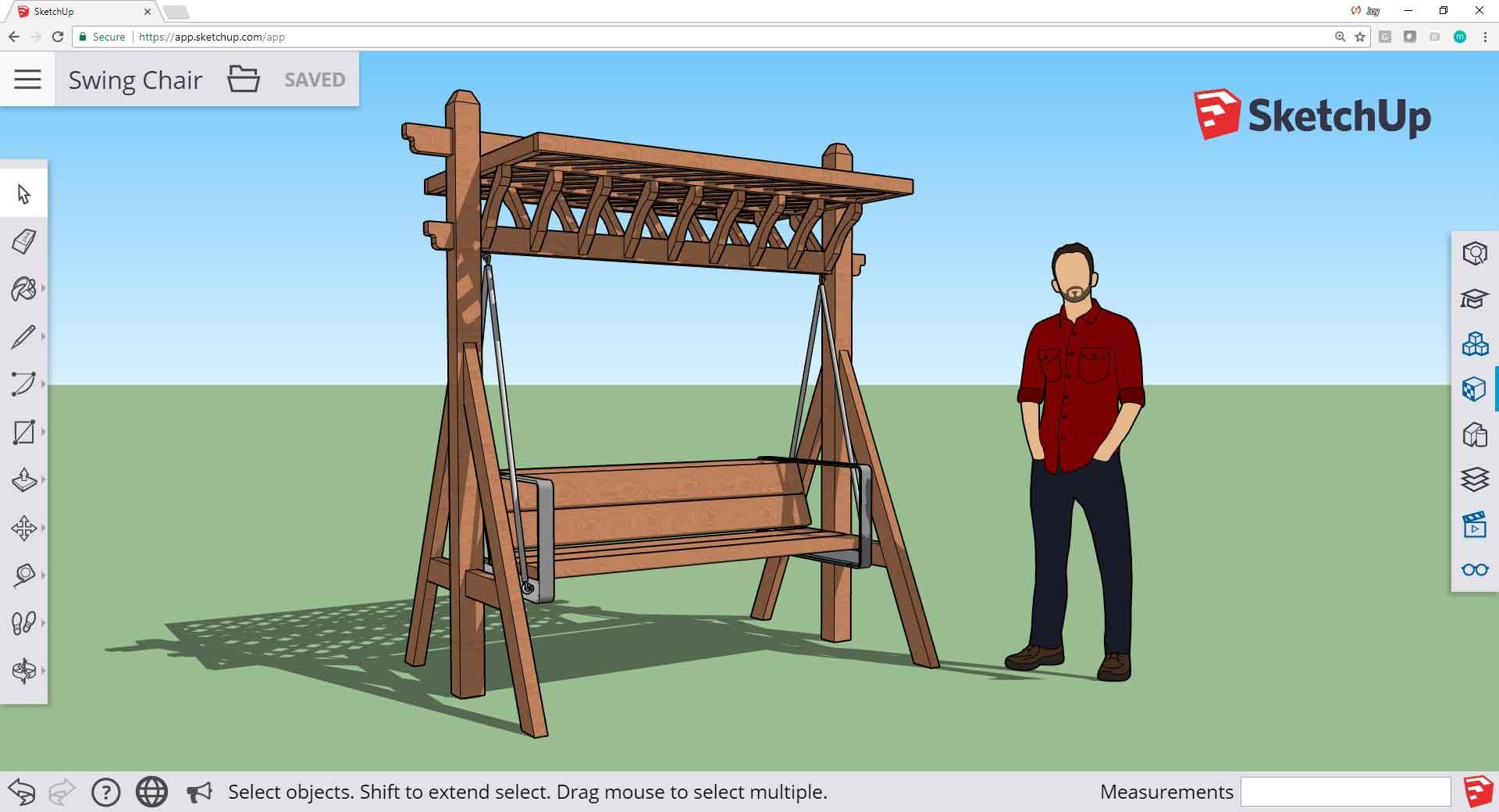 Best 3D design softwares- sketch up