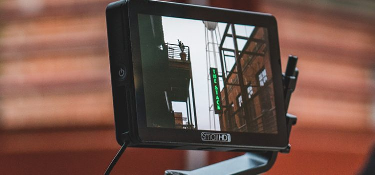 معرفی مانیتور دوربین SmallHD 5.5″ با کیفیت ۱۰۸۰p