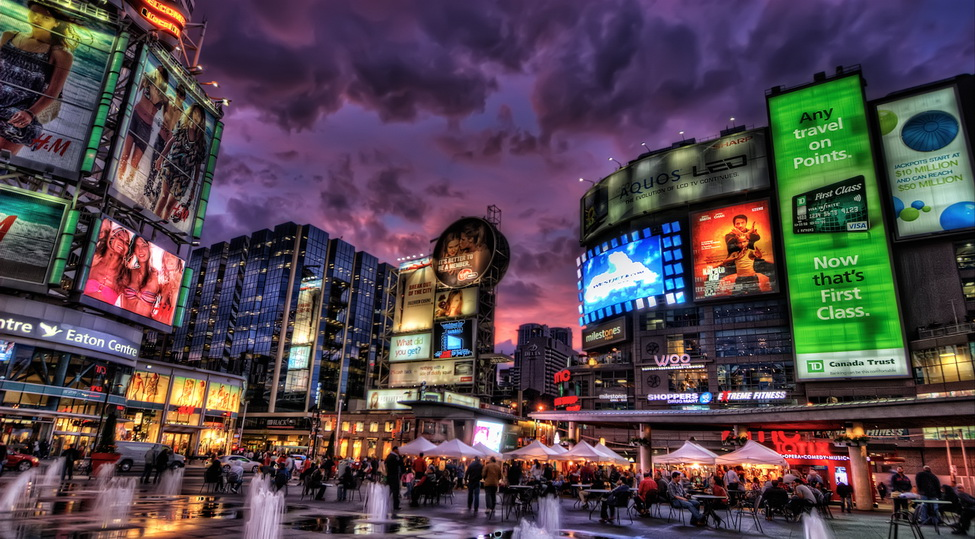 تلوزیون شهری,ساخت تیزر تلوزیون شهری,public screen
